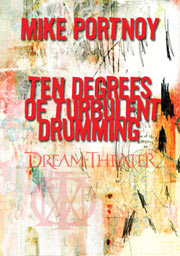 Ten Degrees of Turbulent Drumming (DVD, 2002)
