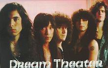 Dream Theater в 1988 году
